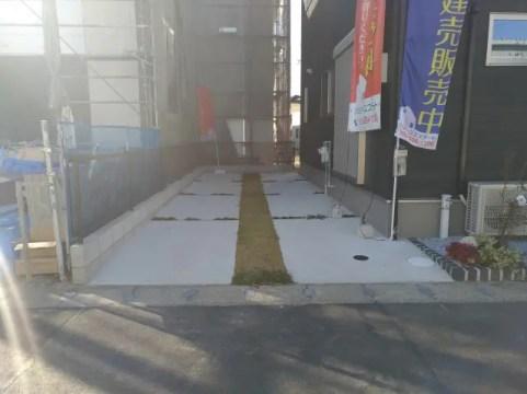 駐車場(普通車2台分)