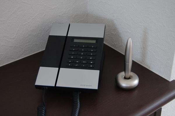 電話コーナー