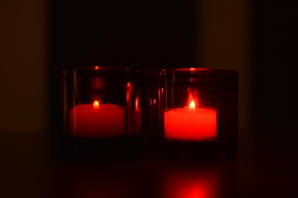 夜のkivi クランベリーとレッド