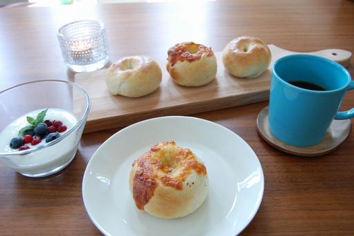 手作りベーグル おうちカフェ