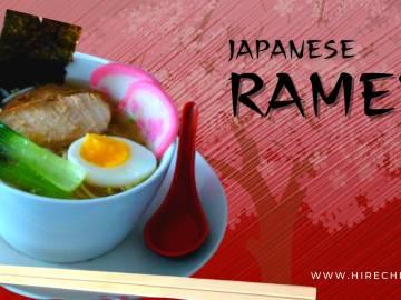 EASY JAPANESE RAMEN