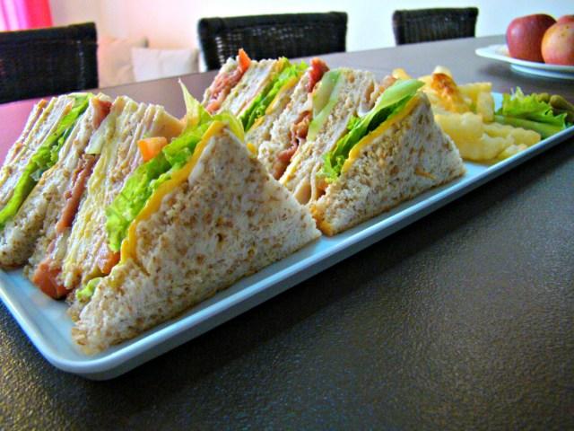 1Club Sandwich