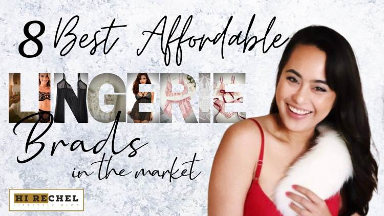 8 Best Affordable Lingerie Brands in the market