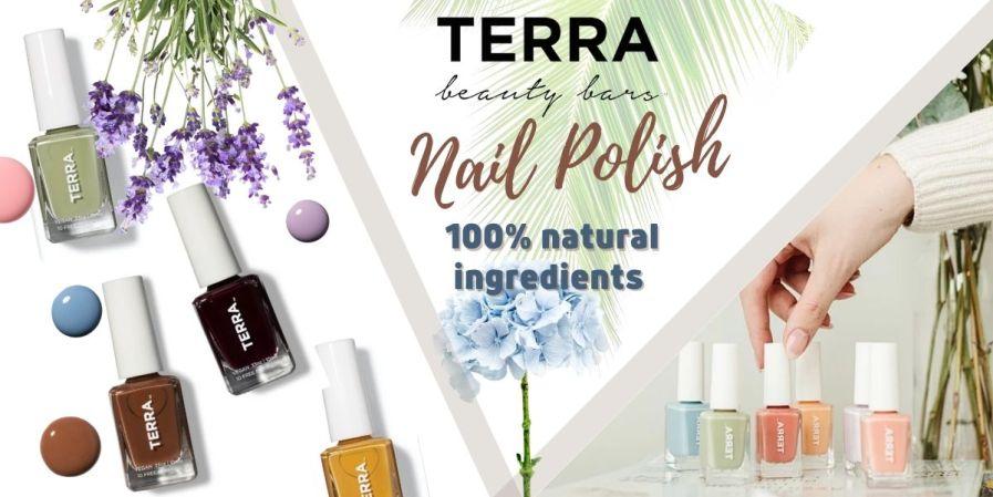 Nail Polish by Terra Beauty Bars