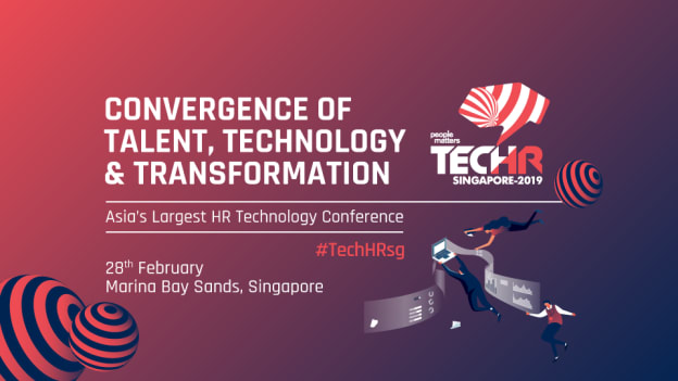 10 reasons why you can't afford to miss TechHR Singapore 2019!