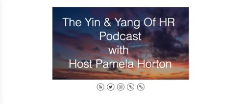 The Yin and Yang of HR with Host Pamela Horton