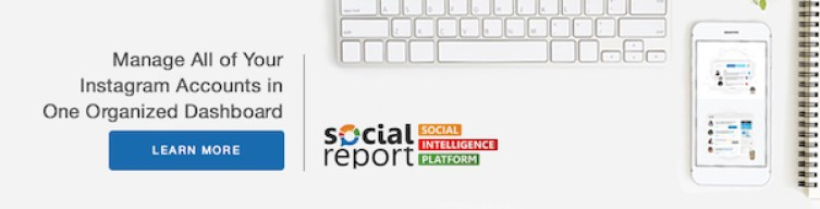 Start your free Social Report trial today!