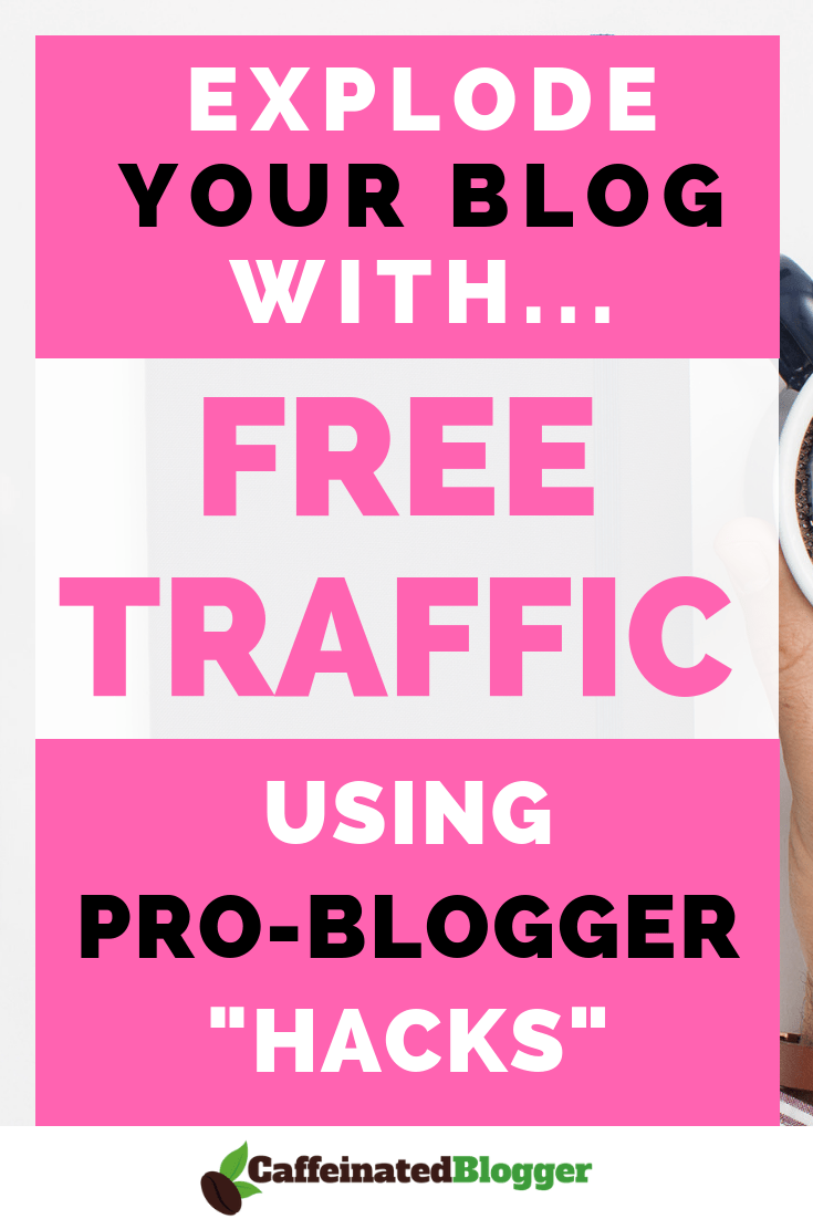 You need Free Traffic for your blog or website. Here is our expert round-up with some actionable free traffic sources you can start using today!