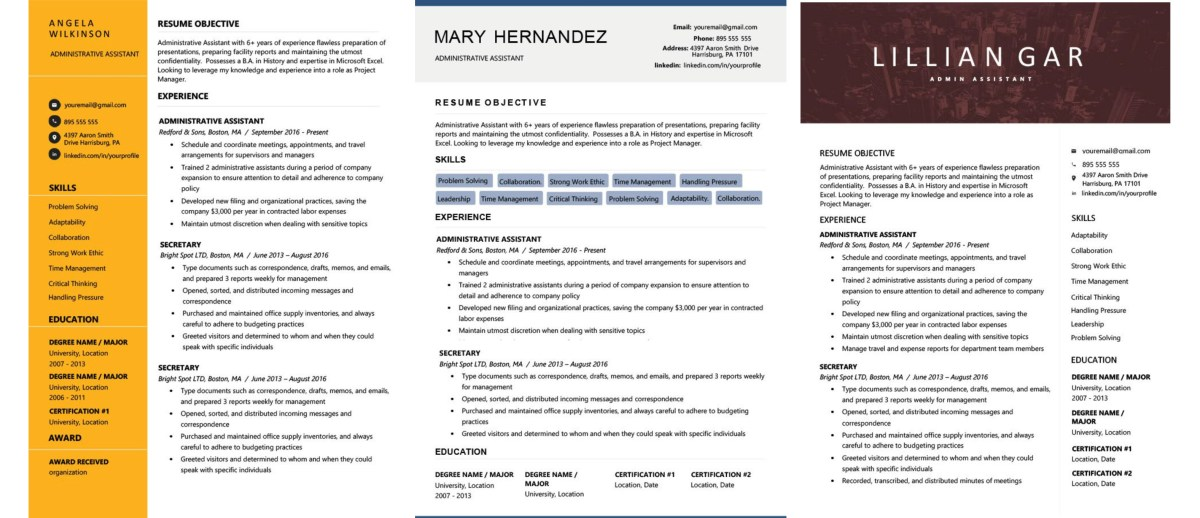 creative-resume-templates