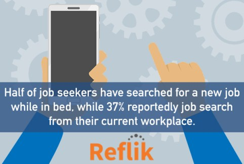 search-for-jobs-in-bed-mobile-phone-recruiting-texting