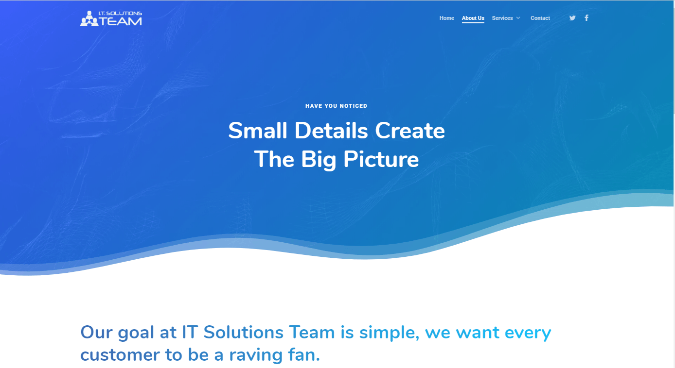 IT Solutions Team