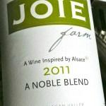 Joie Springs Eternal: An Annual Highlight
