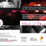 Wines of Argentina presents Dish 'n Dazzle – May 16th