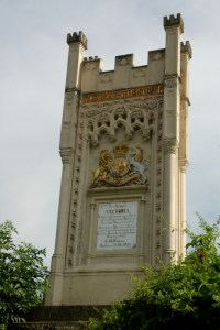 Victoria and Albert monument, at Hochheim, Tim Pawsey photo