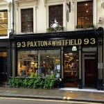 A Slice of the Past (and Present) at Paxton & Whitfield