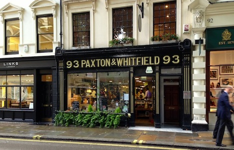 Paxton's, for the cultured cheese lover