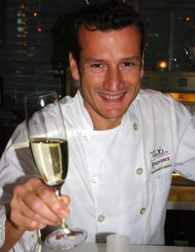 Provence co-owner Jean Francis Quaglia
