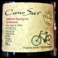 Perennially popular Bicycle Cab Sauv Carmenere—but that's not why we're here