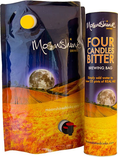 Moonshine Drinks UK unveils bag in box brewing