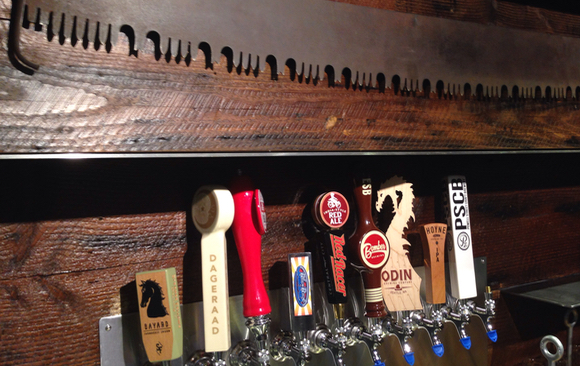 Timber taps: A good cross section of local craft brews