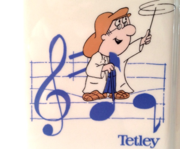 The Tetley Tea Dance ... every morning