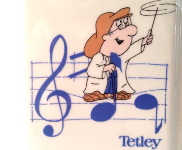 The Tetley Tea Dance ... every morning