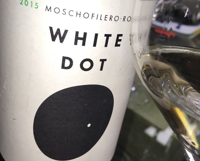 Amovino white dot moschofilero