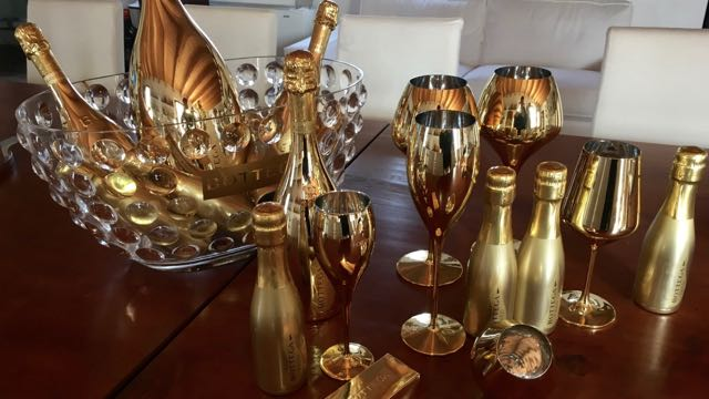 Bottega Gold range sparkling wines