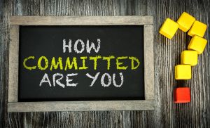 How Committed Are You to Your Job Search?