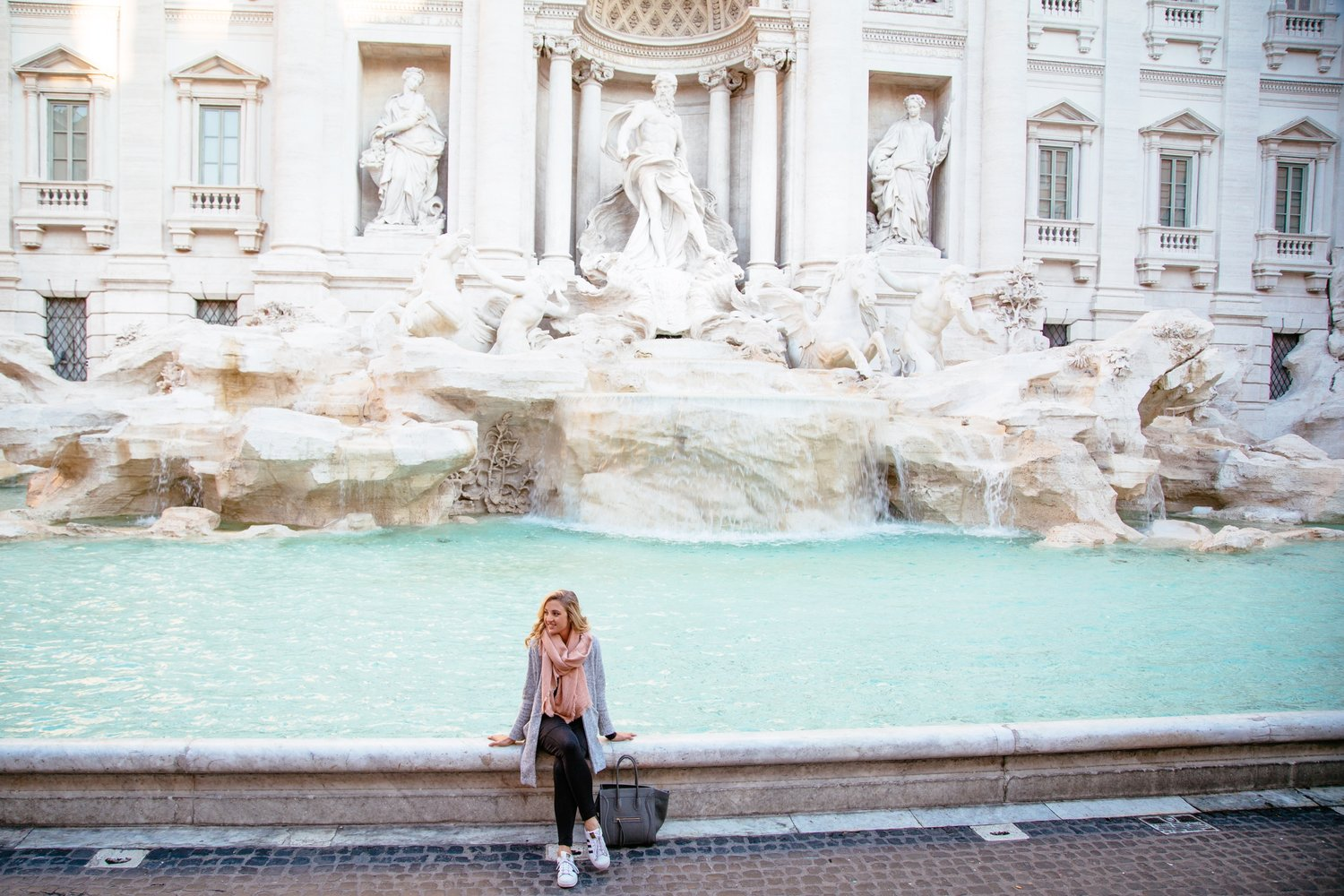 TREVI+FOUNTAIN+ROME
