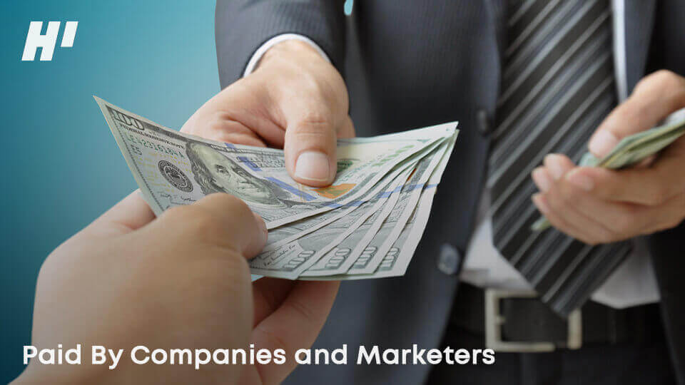 Paid-By-Companies-and-Marketers