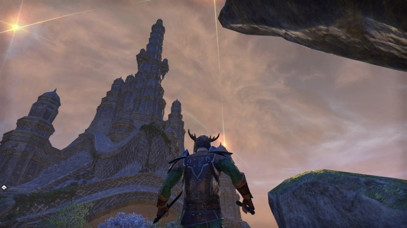 The Psijic Order's Tower