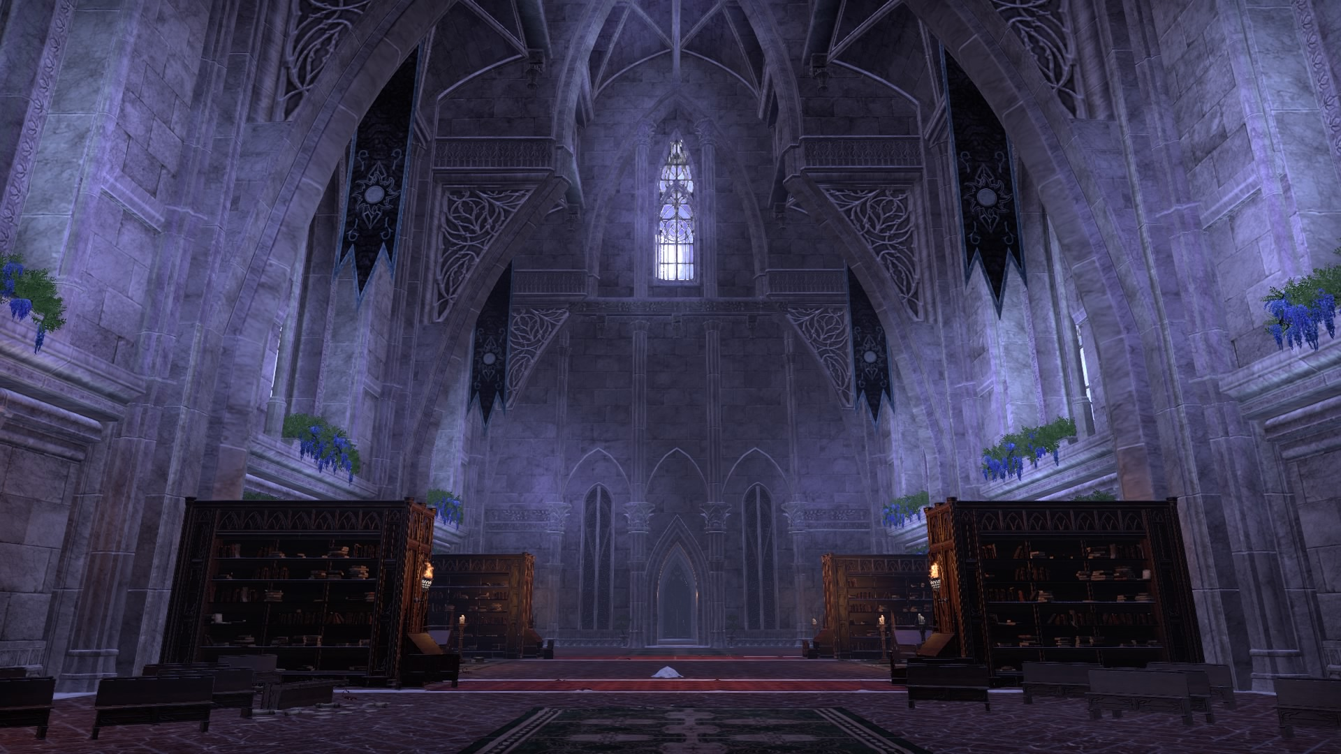 Inside the Sapiarchs College