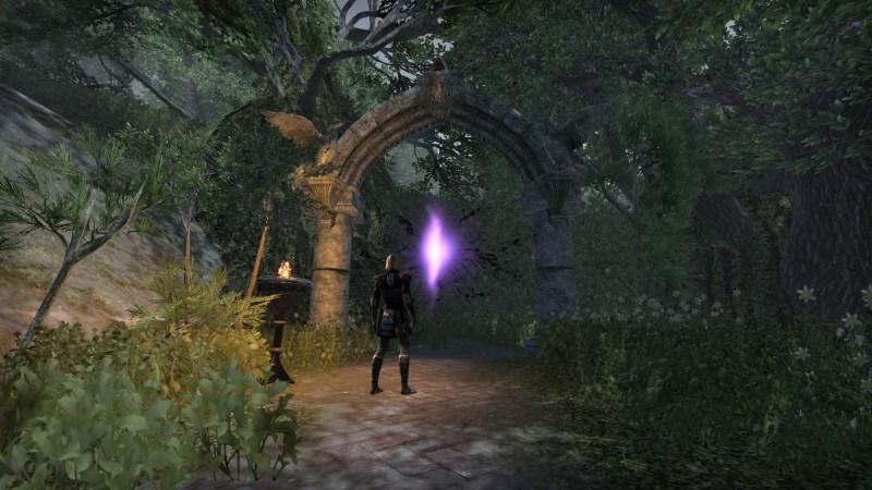 Portal to Ebon Stadmont