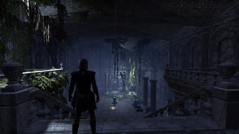 The Ebon Sanctum Ruins
