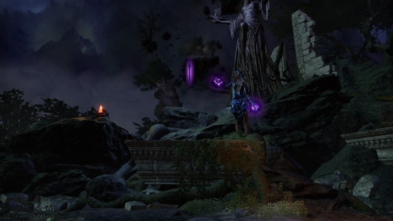 Nocturnal claimed the heart and Dawnbreaker
