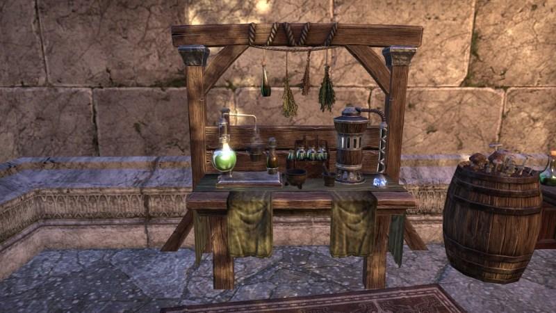Alchemy Station