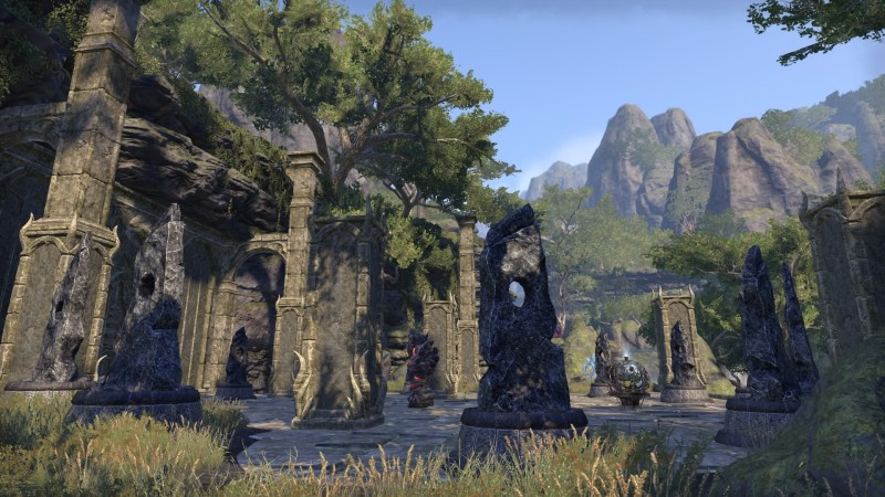 Hall of the Colossus - Mundus Stones, Transmute Station and Dummies
