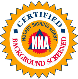 certified notary public