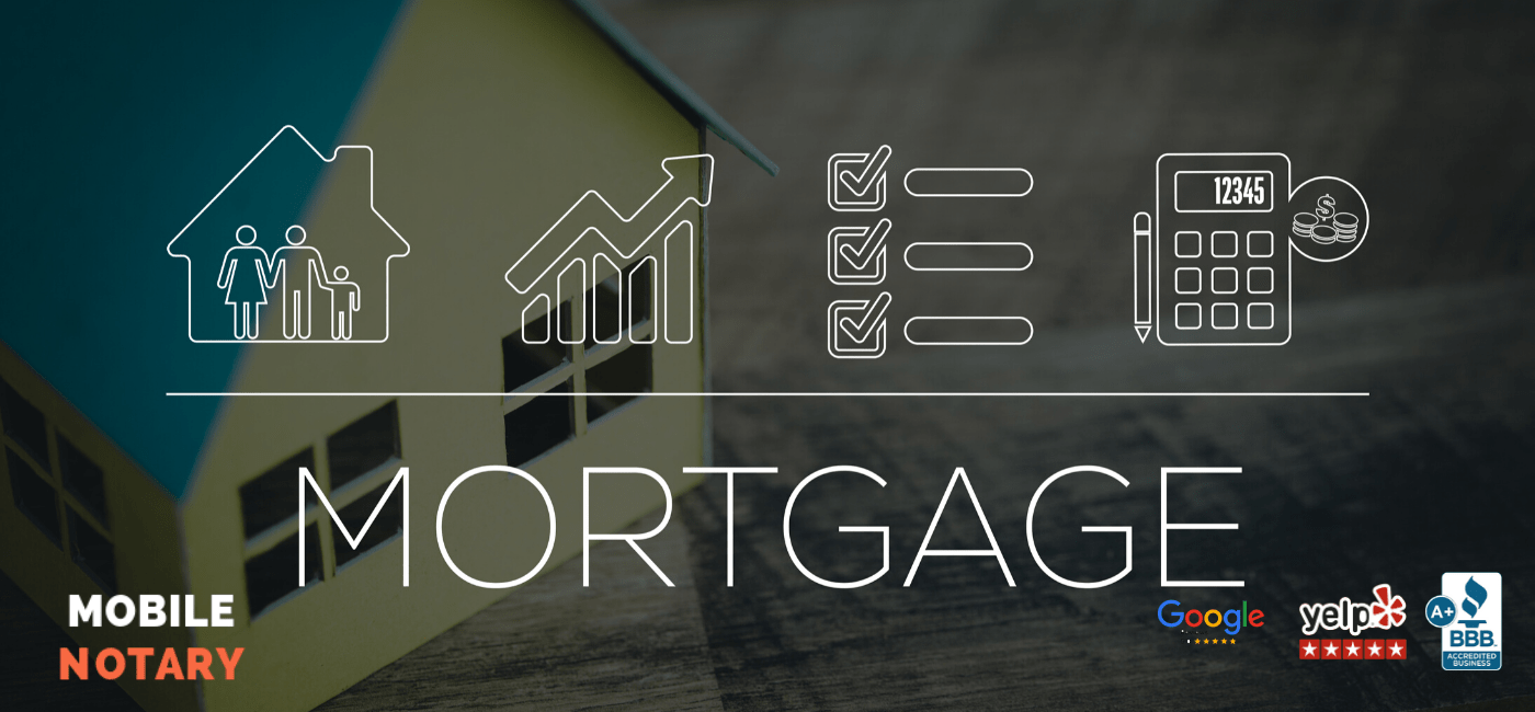 Mortgage Notary Public MA