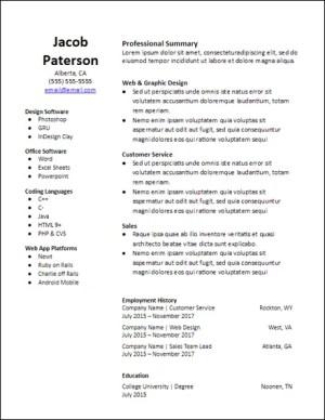 microsoft_word_functional_resume_template