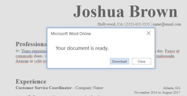 microsoft_word_online_downloaded_resume