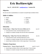 college_education_skills_based_resume_template