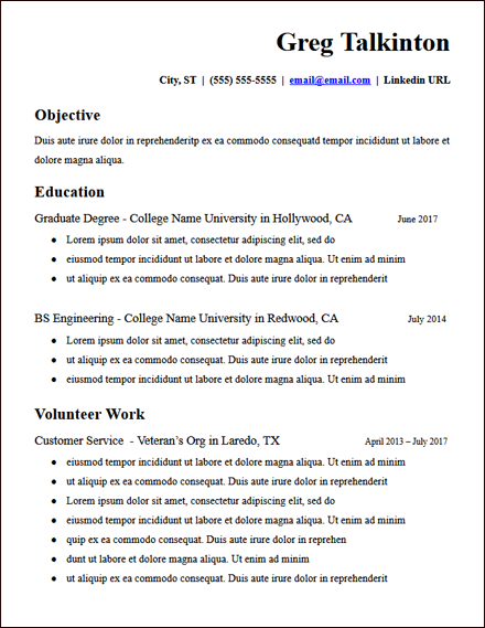college_student_no_experience_resume_template