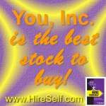 You Inc is the best stock to buy. Invest in yourself!