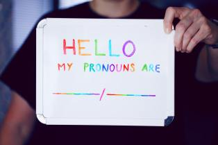 Sharing Pronouns is the easiest way to create an inclusive recruiting process.