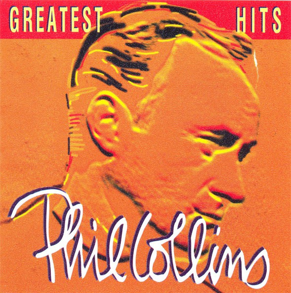 Download Greatest Hits - Phil Collins 1994 Compilation