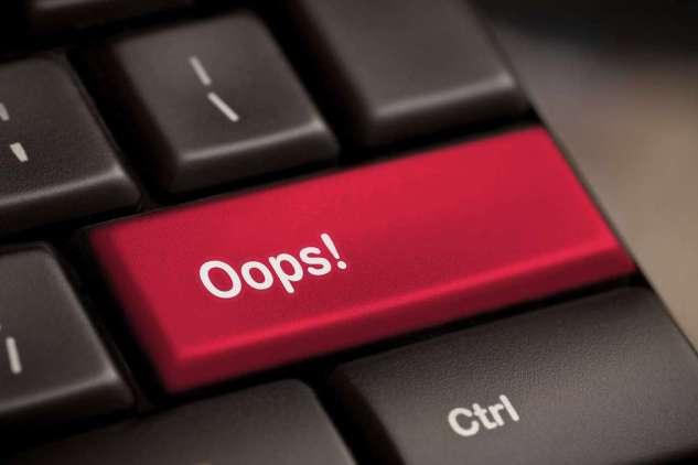 نتيجة بحث الصور عن errors at work