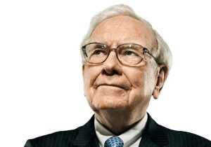 Omaha's Oracle Warren Buffett (photo by Michael Prince for Forbes)