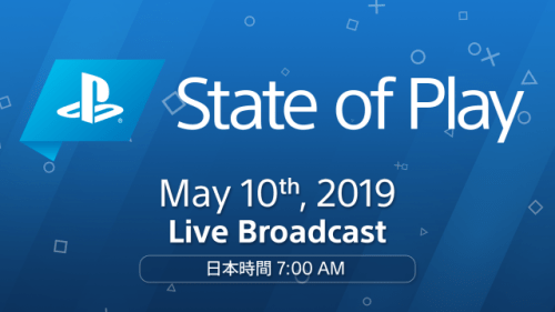 State of Play第2回